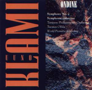 Uuno Klami: Symphony No. 2 & Symphonie Enfantine