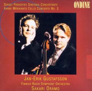 Prokofiev: Symphony-Concerto in E minor & Merikanto: Cello Concerto No. 2 Product Image