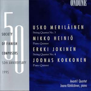 Society of Finnish Composers 50th Anniversary 1995, Vol. 1
