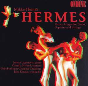 """HEINIO, M.: Piano Concerto No. 6, """"Hermes"""" / In G (Lagerspetz) Product Image"""