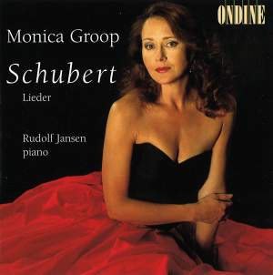 SCHUBERT, F.: Lieder (Groop)