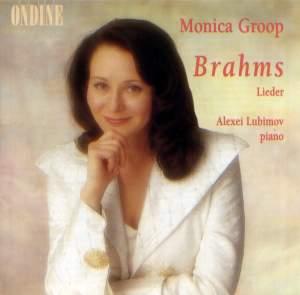 BRAHMS, J.: Lieder (Groop)