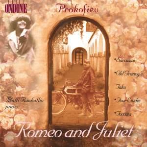 Prokofiev: Ten Pieces from Romeo and Juliet, Op. 75 - excerpts, etc. Product Image