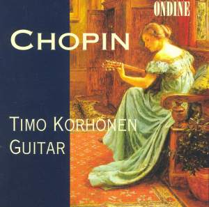Chopin: Nocturne No. 9 in B major, Op. 32 No. 1, etc. Product Image