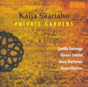 Kaija Saariaho: Private Gardens Product Image