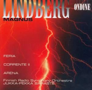 Lindberg, M: Feria (1995-97), etc. Product Image