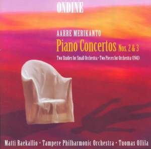 Merikanto, A: Piano Concerto No. 2, etc.