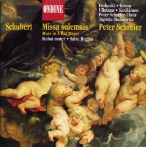Schubert: Missa Solemnis