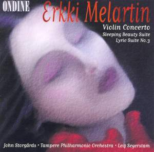 Melartin: Concerto for Violin and Orchestra, Op 60, etc.