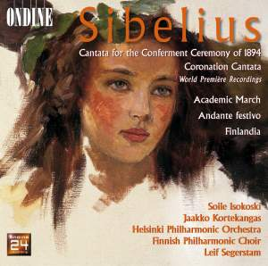 Sibelius: Academic March (1919), etc.