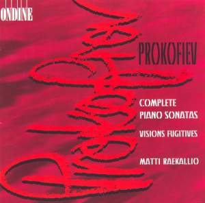 Prokofiev: Visions fugitives, Op. 22, etc. Product Image