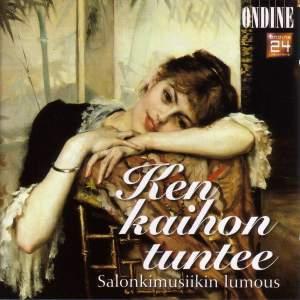 Chamber Music (Salon Music) - SMET, G. / KJERULF, H. / WINKLER, G. / YRADIER, S. / TCHAIKOVKSY, P.I. / KREISLER, F. / MORSE, T. (Kerava Quartet)