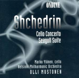 Shchedrin: Cello Concerto & Seagull Suite Product Image
