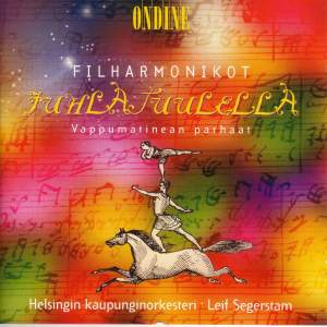 CHRISTMAS MUSIC (Finnish) (Segerstam)