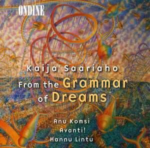 Kaija Saariaho: From the Grammar of Dreams Product Image