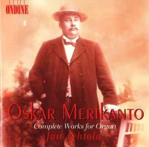 Oskar Merikanto: Complete Works for Organ Product Image