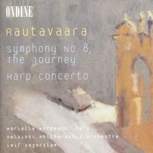 Rautavaara: Symphony No. 8 & Harp Concerto