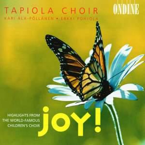 Choral Concert: Tapiola Choir - MERIKANTO, O. / SIBELIUS, J. / PACIUS, F. / TORMIS, V. / MELLNAS, A. / SALLINEN, A. / JALKANEN, P. / HANNIKAINEN, P.