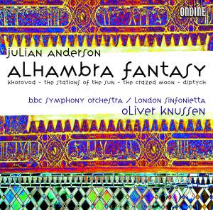 Julian Anderson: Alhambra Fantasy Product Image