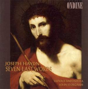 Haydn: The Seven Last Words of Our Saviour on the Cross, Hob XX/2 (Choral version) Product Image