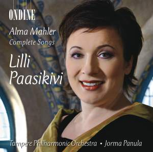 Alma Mahler - Complete Songs Product Image