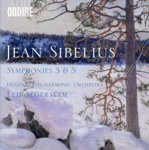 Sibelius - Symphonies Nos. 3 & 5 Product Image