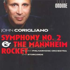 Corigliano: Symphony No. 2 & The Mannheim Rocket Product Image