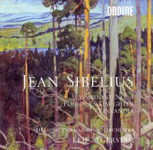 Sibelius: Symphony No. 4 in A minor, Op. 63, etc. Product Image