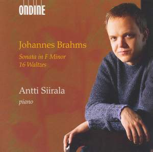 Brahms: Piano Sonata No. 3 in F minor, Op. 5, etc. Product Image