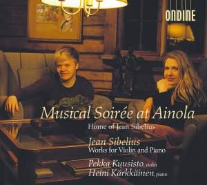 Musical Soirée at Ainola Product Image