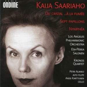 Kaija Saariaho: Du Cristal...À la Fumée