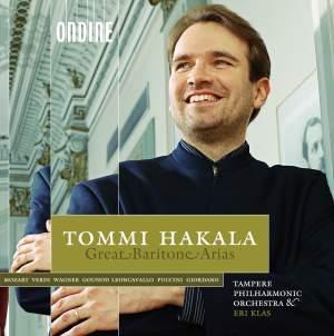 Tommi Hakala - Great Baritone Arias Product Image