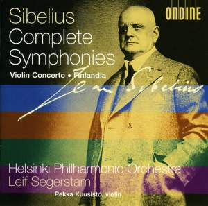 Sibelius: Complete Symphonies Product Image