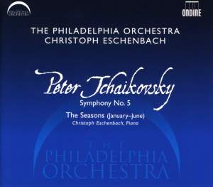 Tchaikovsky: Symphony No. 5 & The Seasons (extracts) Product Image