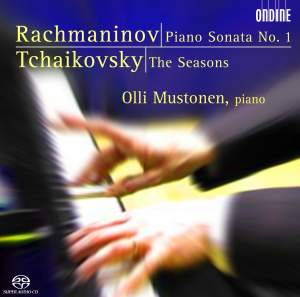 Rachmaninov, S.: Piano Sonata No. 1 / Tchaikovsky, P.: The Seasons