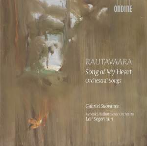 Einojuhani Rautavaara - Song Of My Heart Product Image