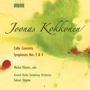 Kokkonen: Concerto for Cello and Orchestra, etc. Product Image