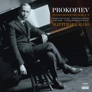 Prokofiev: Piano Sonatas Nos. 1-9 Product Image