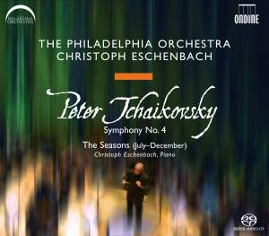 Tchaikovsky: Symphony No. 4 & The Seasons (July - December)