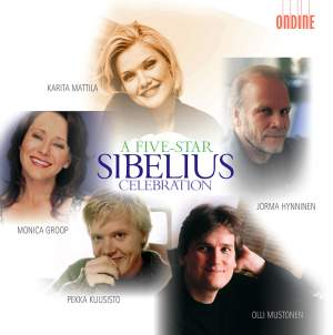 A Five-Star Sibelius Celebration Product Image