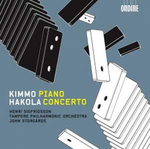 Hakola - Piano Concerto & Sinfonietta Product Image