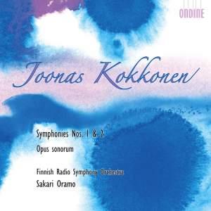 Kokkonen - Symphonies Nos.1 & 2