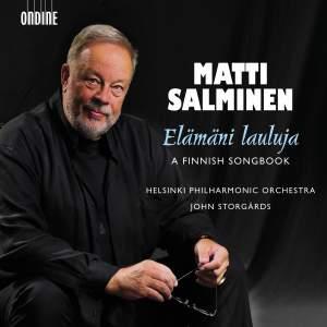 A Finnish Songbook (Elämäni Lauluja) Product Image