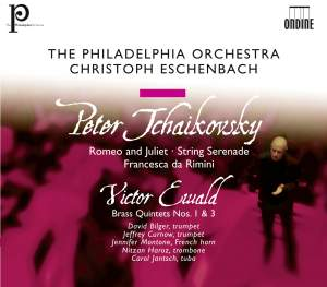 The Philadelphia Orchestra play Tchaikovsky & Ewald Product Image