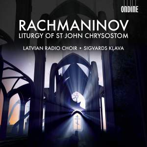 Rachmaninov: Liturgy of St John Chrysostom, Op. 31 Product Image