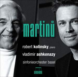 Vladimir Ashkenazy conducts Martinu