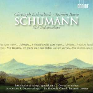 Christoph Eschenbach plays & conducts Schumann Product Image
