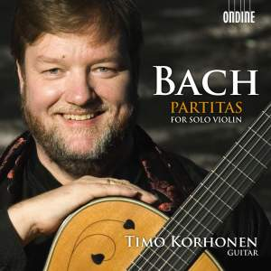 Bach - Partitas for Solo Violin Product Image