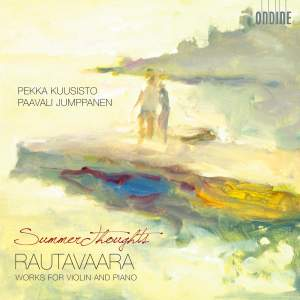 Rautavaara: Works for Violin and Piano Product Image