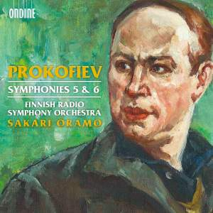 Prokofiev: Symphonies Nos. 5 & 6 Product Image